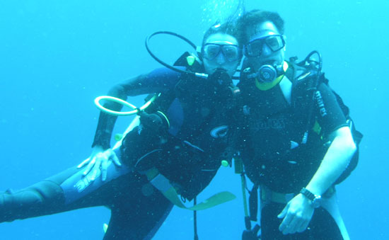 Diving tour in North MerguiArchipeloga, southern Myanmar